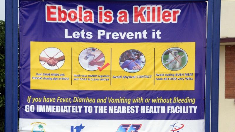 Ebola still an 'urgent' global health emergency - WHO