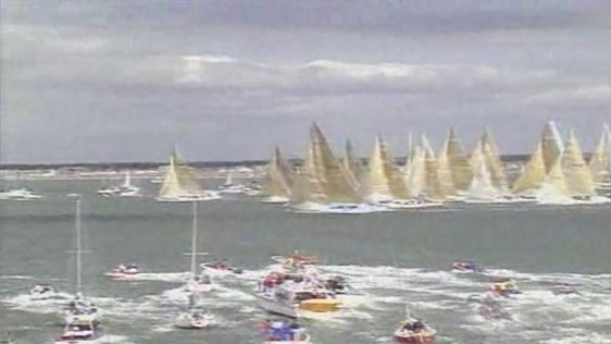 Whitbread Round the World Yacht Race 1989