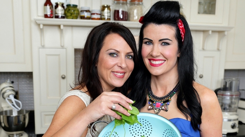 Domestic Divas - Tuesdays at 8:30pm on RTÉ One