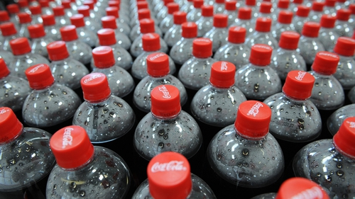 Coca-Cola has held on to its position as the biggest selling brand in the Irish grocery market for ten years