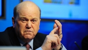 Michael Noonan said the adjustment in Budget 2015 would be smaller than previously expected, but warned against any giveaway