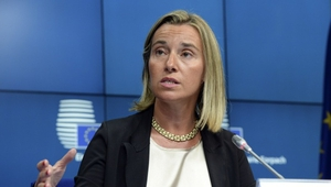 Federica Mogherini has warned of potential risks facing the bloc