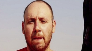 Steven Sotloff was abducted in Aleppo in Syria in August last year