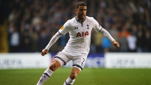 No timescale was given for Kyle Walker's possible return