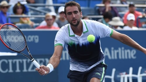 Marin Cilic reached the semi-finals of the Australian Open in 2010