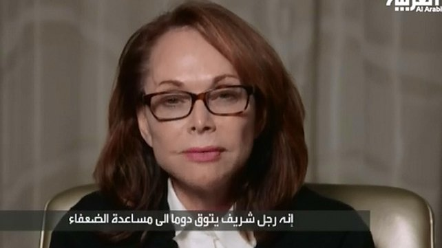 Shirley Sotloff appealed last week for her son's release in a videotaped message to Islamic State