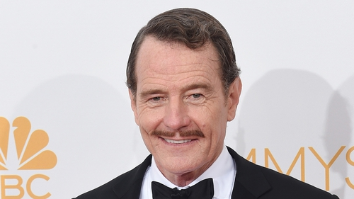 Cranston is among the executive producers of the single-camera comedy through his company, Moon Shot Entertainment