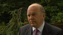 Minister for Finance Michael Noonan on the latest Exchequer returns