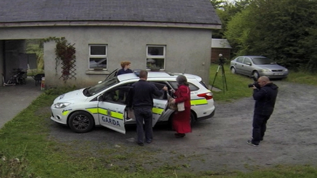 Monica O'Connor was arrested by arrangement with gardaí