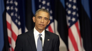 Barack Obama says US troops will not fight on foreign soil