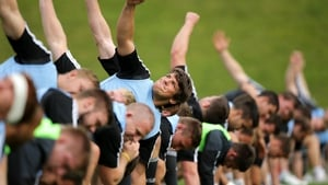 Donncha O'Callaghan will captain Munster