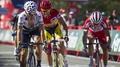 Contador in Vuelta lead as Quintana crashes out