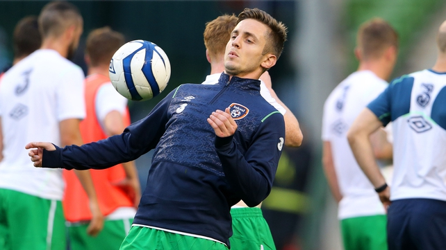 Kevin Doyle's MLS debut ends in defeat
