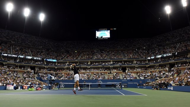 Novak Djokovic has reached the last four finals of the US Open but has won the tournament only once