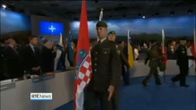 NATO accuses Russia of attacking Ukraine