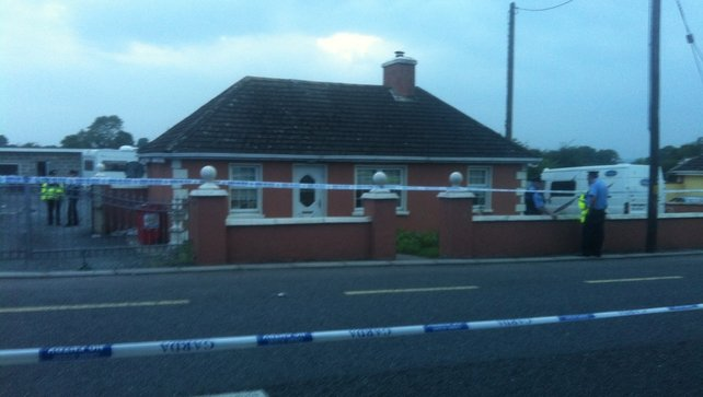The bodies of the nine-year-old twin boys were found at a house at Deerpark in Charleville