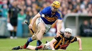 Kieran Bergin has joined up with the Tipperary footballers