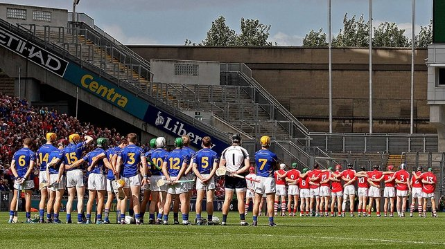 Tipp are due to line out as they did against Cork in the semi-final