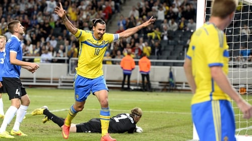 Zlatan has another record to his name