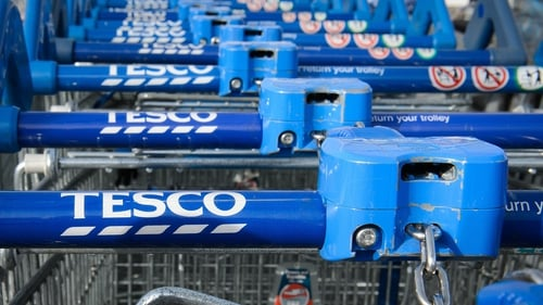 Tesco made a statutory pre-tax loss of £6.38bn in the year to the end of February