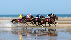 Runners in the Tote Mobile Betting Handicap