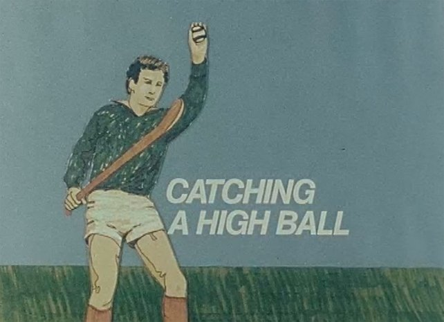 Catching the Ball