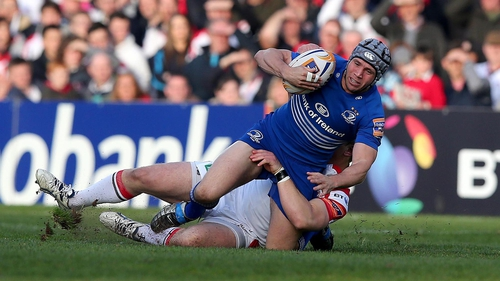 Isaac Boss has scored 10 tries in 99 appearances for Leinster