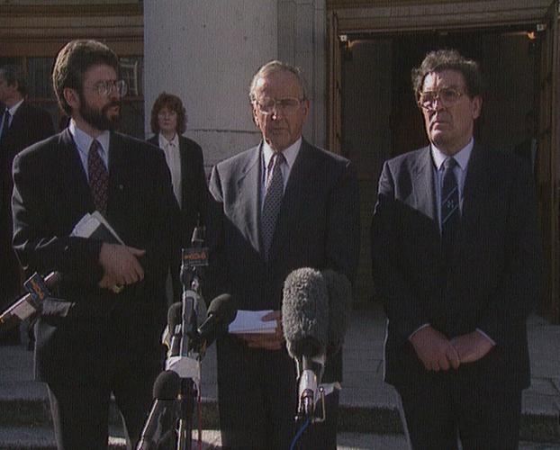 Peace Talks (1994)