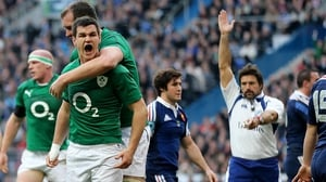 Ireland's Six Nations victory over France was the most watched sporting event in 2014