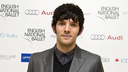 Morgan - Set to play Seán Mac Diarmada