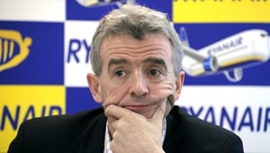 Ryanair CEO Michael O'Leary has forecast that airlines would have to cut fares