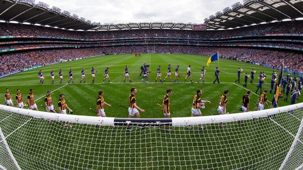 Kilkenny's Richie Power bagged two goals in what was an epic contest