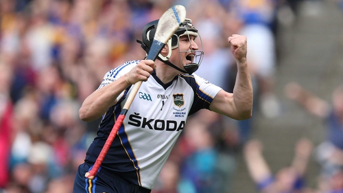 Darren Gleeson was a member of this year's All-Ireland winning Tipperary team