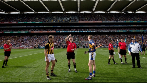 Kilkenny and Tipperary will meet again on 27 September at Croke Park