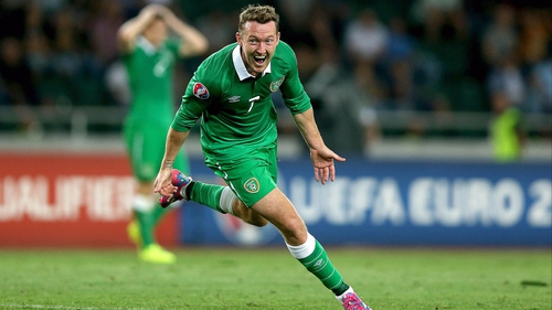 Aiden McGeady has joined Preston North End