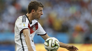 Thomas Muller expecting tough against old rivals Poland