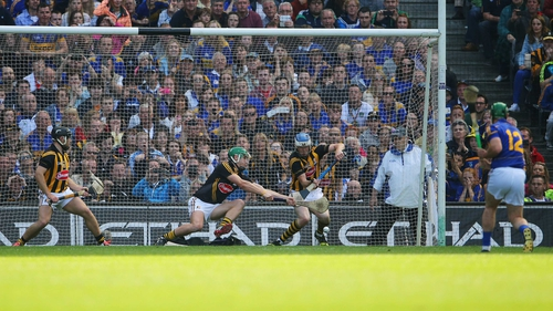 Defending teams can only have one player on the line for penalties under hurling's new rule