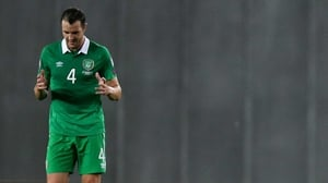John O'Shea was named Ireland Under-21 assistant manager last week