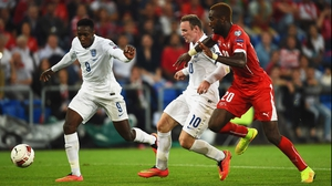 Danny Wellbeck scored the goals but  Wayne Rooney came in for special praise from his manager