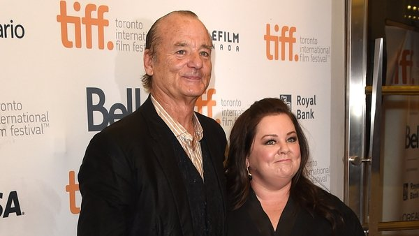Bill Murray reckons Melissa McCarthy would make a good Ghostbuster
