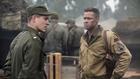 Norman Ellison (Logan Lerman) meets up with Wardaddy (Brad Pitt)