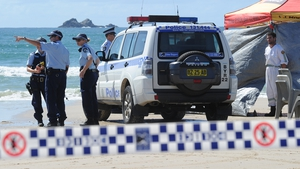 A man was killed by a shark while swimming at Byron Bay on Australia's east coast last month