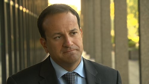 Leo Varadkar said we should not frighten people or unduly concern them about something that is a very low risk