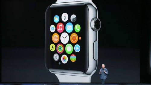 The Apple Watch will be launched in early 2015 - though it is unclear when Ireland will see the device
