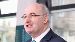 Phil Hogan had served as minister for the environment until the recent Cabinet reshuffle