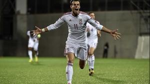 Gareth Bale saved Wales' blushes in Andorra