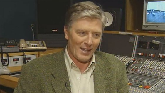 Pat Kenny's 1st Late Late Show
