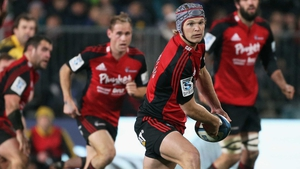 Tyler Bleyendaal was due to link up with Munster on 1 November, but it's not clear when he will be able to play again