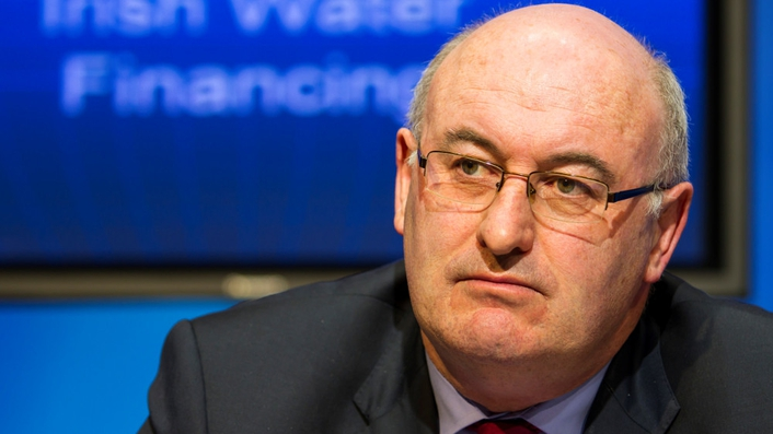 Hogan threatens legal action against MEP over letters