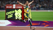 Oscar Pistorius competed in the Olympics and Paralympics in London
